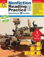 Nonfiction Reading Practice, Grade 2 (Nonfiction Reading Practice)