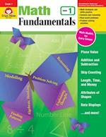 Math Fundamentals, Grade 1 (Math Fundamentals)
