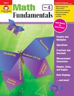 Math Fundamentals, Grade 4 (Math Fundamentals)