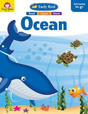 Bog, paperback Early Bird Ocean af Evan-Moor Educational Publishers