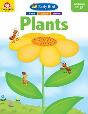 Bog, paperback Early Bird Plants af Evan-Moor Educational Publishers