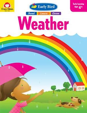 Bog, paperback Early Bird Weather af Evan-Moor Educational Publishers
