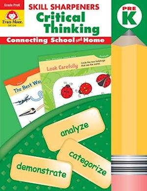 Skill Sharpeners Critical Thinking, Grade Prek
