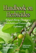 Handbook on Herbicides (Global Agriculture Developments)