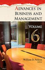 Advances in Business and Managementvolume 6 af William D. Nelson