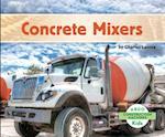 Concrete Mixers (Construction Machines)