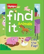 Find It Animals af Highlights