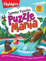 Summer Puzzles af Highlights
