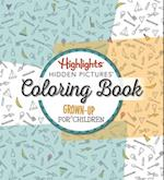 Highlights Hidden Pictures Adult Coloring Book af Highlights