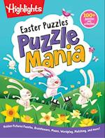 Easter Puzzles (Highlights Puzzlemania)