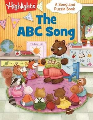 Bog, paperback The ABC Song