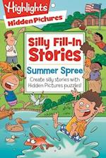 Summer Spree (Hidden Pictures Silly Fill in Stories)