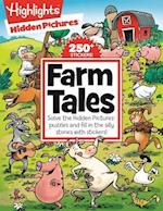 Farm Tales (Hidden Pictures Silly Sticker Stories)