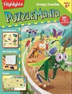 Creepy Crawlies (Puzzlemania)