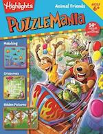 Animal Friends (Puzzlemania)