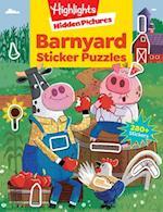 Barnyard Sticker Puzzles (Highlights Hidden Pictures)