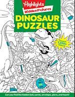 Dinosaur Puzzles (Favorite Hidden Pictures)