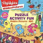 Hidden Pictures ABC (Puzzle Activity Fun)