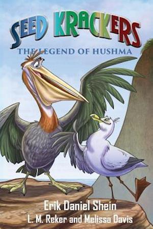Seed Krackers: The Legend of Hushma