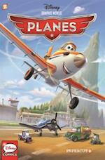 Disney Graphic Novels Planes 1 af Alessandro Sisti