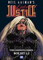 Neil Gaiman's Lady Justice (Neil Gaimans Lady Justice)