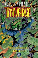 Neil Gaiman's Teknophage (Neil Gaimans Teknophage, nr. 1)