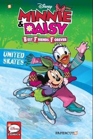 Bog, hardback Minnie and Daisy 4 af Disney