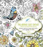 Palabras Que Sanan - Diario de Oracion y Libro de Colorear