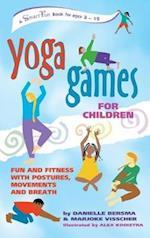 Yoga Games for Children (Smartfun Activity Books)