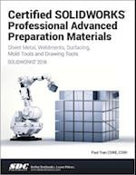 Certified Solidworks Professional Advanced Preparation Material 2018