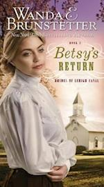 Betsy's Return af Wanda E. Brunstetter