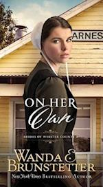 On Her Own (Brides Of Webster County)