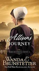 Allison's Journey af Wanda E. Brunstetter
