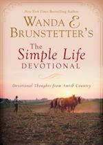 Wanda E. Brunstetter's The Simple Life Devotional