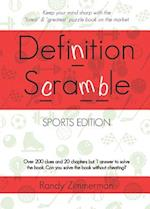 Definition Scramble af Randy Zimmerman