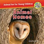 Animal Homes (Meet Ranger Rick Jr)