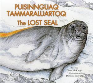 Bog, paperback The Lost Seal af Dorothy Emerling