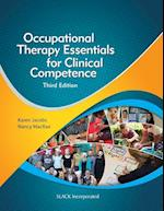 Occupational Therapy Essentials for Clinical Competence (nr. 3)