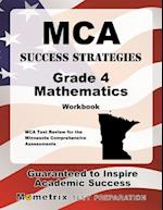 MCA Success Strategies Grade 4 Mathematics Workbook 2v