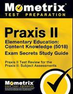 Praxis II Elementary Education