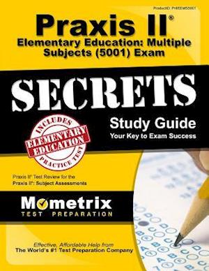 Bog, paperback Praxis II Elementary Education af Mometrix Media LLC, Mometrix Test Preparation