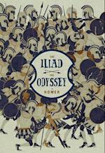 The Iliad and the Odyssey (Knickerbocker Classics)