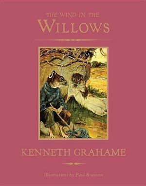 Bog hardback The Wind in the Willows af Kenneth Grahame