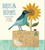 Birds & Blooms 180 Desk Notes