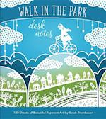Walk in the Park Desk Notes