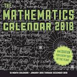 The Mathematics Calendar 2018 Calendar af Rebecca Rapoport