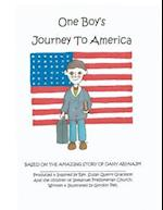 One Boy's Journey to America