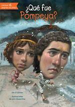 Qué fue Pompeya?/ What was Pompeii? (Que fue What Was)