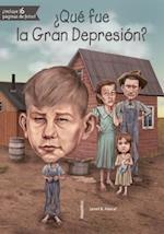 ¿Qué fue la Gran Depresión?/ What was the Great Depression? (Que fue What Was)