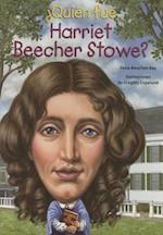 ¿Quién fue Harriet Beecher Stowe?/ Who was Harriet Beecher Stowe? (Quien fue?/ Who Was?)